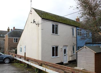 Thumbnail 2 bed end terrace house for sale in Folly Square, Bridport, Dorset