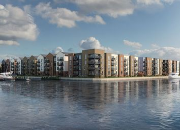 "Thumbnail 2 bed flat for sale in ""Dalma"" at St. Ann Way, The Docks, Gloucester"