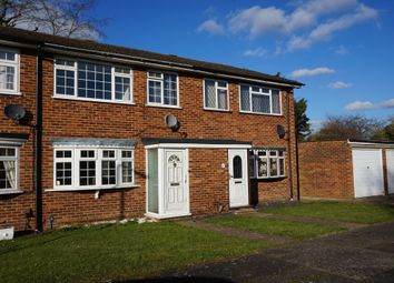 Thumbnail 3 bed terraced house for sale in Vineries Close, Sipson, West Drayton