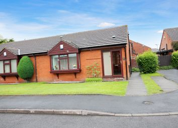 Thumbnail 1 bed semi-detached bungalow for sale in Chancel Place, Rochdale