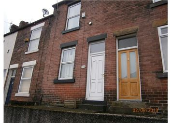 Thumbnail 3 bed terraced house to rent in Lonsdale Road, Sheffield