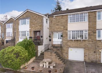Thumbnail 3 bed semi-detached house for sale in Langley Road, Bingley, West Yorkshire