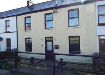 Thumbnail 3 bed terraced house for sale in Mynyddcerrig, Llanelli
