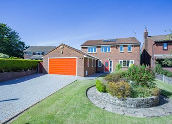 Thumbnail 4 bed detached house for sale in Mayfield Close, Holcombe Brook, Bury