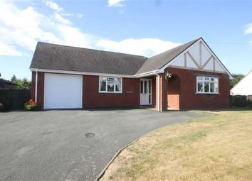 Thumbnail 3 bed detached bungalow for sale in Asterley, Minsterley, Shrewsbury