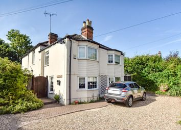 Thumbnail 5 bed detached house to rent in Bagshot GU19,