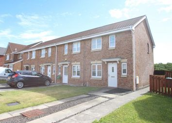 Thumbnail 3 bed end terrace house for sale in Elder Way, Motherwell, North Lanarkshire
