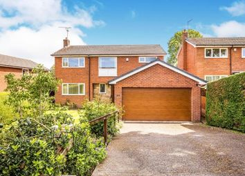 Thumbnail 4 bed detached house for sale in Greenside, Mold, Flintshire