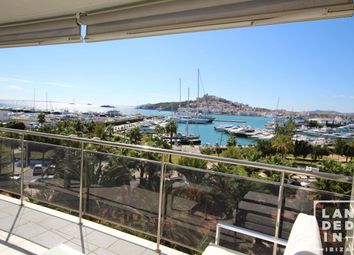 Thumbnail 2 bed apartment for sale in Marina Botafoch - Talamanca, Ibiza, Baleares