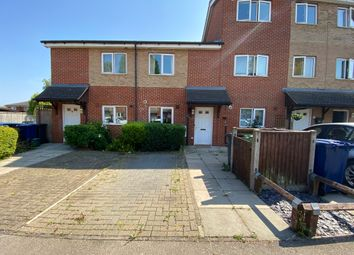 Thumbnail 2 bed terraced house for sale in Perth Close, Northolt