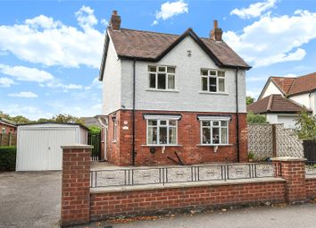 Thumbnail 3 bed detached house for sale in Longdales Road, Lincoln