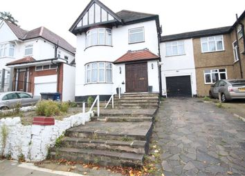 Thumbnail 4 bed semi-detached house to rent in St Margarets Road, Edgware, Middlesex