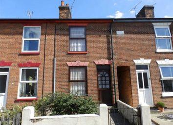 Thumbnail 2 bedroom terraced house for sale in Camden Road, Ipswich, Suffolk
