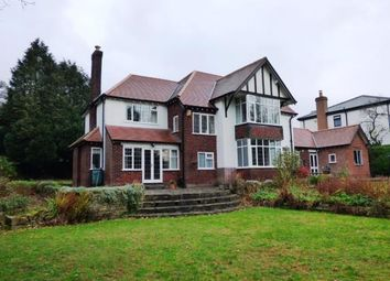 Thumbnail 4 bed detached house for sale in Buxton Road, Disley, Stockport, Cheshire