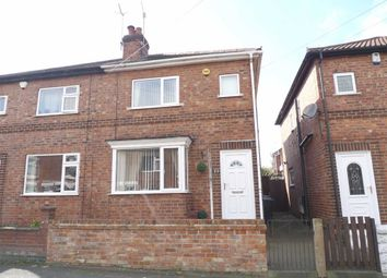 Thumbnail 2 bed semi-detached house for sale in Flamstead Road, Ilkeston, Derbyshire