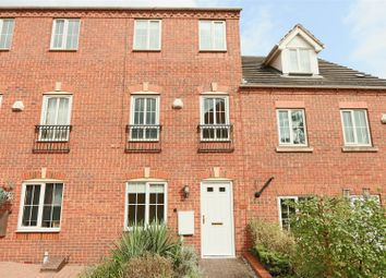 Thumbnail 3 bed town house for sale in Mardling Avenue, Bestwood, Nottingham