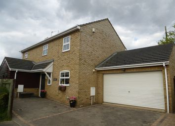 Thumbnail 4 bed detached house for sale in Fisher Close, Ramsey St. Marys, Huntingdon