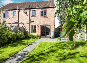 Thumbnail 2 bedroom semi-detached house for sale in Greenfields Way, Newport, Brough