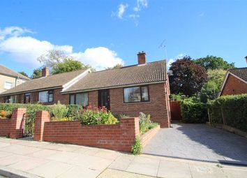 Thumbnail 2 bed semi-detached bungalow for sale in Tuddenham Avenue, Ipswich
