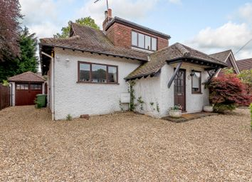Thumbnail 3 bed detached bungalow for sale in Church Road, Byfleet, West Byfleet