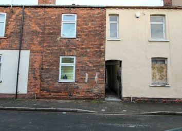 Thumbnail 2 bedroom terraced house to rent in Britannia Terrace, Gainsborough