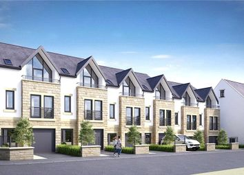 Thumbnail 4 bed town house for sale in Kell Street, Bingley, West Yorkshire