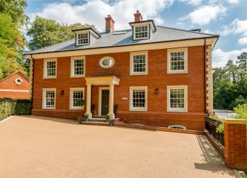 Thumbnail 5 bed detached house for sale in The Holt, Sleepers Hill, Winchester, Hampshire