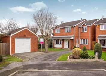 Thumbnail 5 bed detached house for sale in Studland Way, West Bridgford, Nottingham