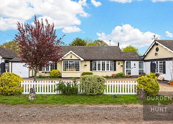 Thumbnail 3 bedroom detached bungalow for sale in Green Lane, Chigwell Village, Chigwell