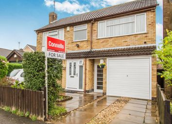 Thumbnail 5 bedroom detached house for sale in Brixham Drive, West Knighton, Leicester