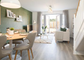 "Thumbnail 2 bed semi-detached house for sale in ""Washington"" at Captains Parade, East Cowes"