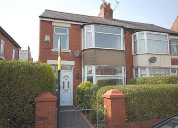 Thumbnail 3 bed semi-detached house to rent in Layton Road, Blackpool