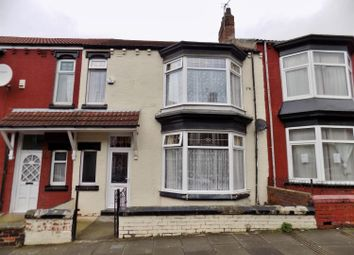 Thumbnail 3 bedroom terraced house for sale in Wellesley Road, Longlands, Middlesbrough