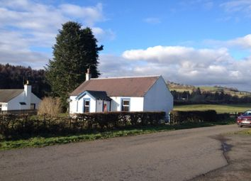 Thumbnail 2 bed bungalow for sale in Beattock, Moffat