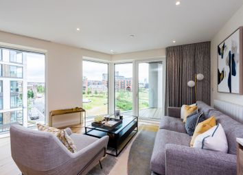 Thumbnail 1 bed flat for sale in Judde House, Royal Arsenal Riverside, London
