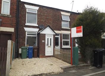 Thumbnail 2 bed terraced house for sale in Bramhall Moor Lane, Hazel Grove, Stockport, Cheshire