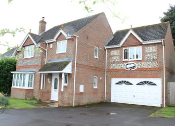 Thumbnail 4 bed detached house to rent in Aldbourne Close, Hungerford, 0Sq.