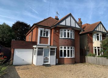 Thumbnail 3 bed detached house for sale in 68 Bucklesham Road, Ipswich, Suffolk