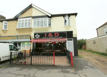 Thumbnail 1 bed flat for sale in Rainham Road, Romford