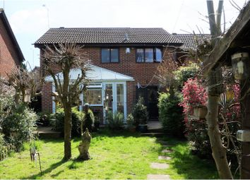 Thumbnail 4 bed detached house for sale in Jenner Way, Romsey