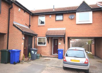 Thumbnail 2 bed town house to rent in Widford Green, Dunscroft, Hatfield