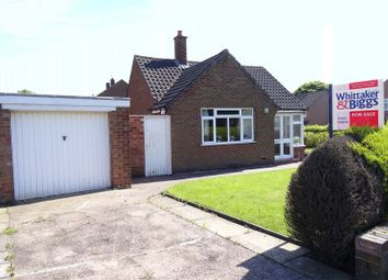 Thumbnail 1 bed bungalow for sale in Barnfield Road, Bollington, Macclesfield