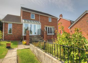 Thumbnail 5 bed detached house for sale in Durham Road, Sacriston, Durham