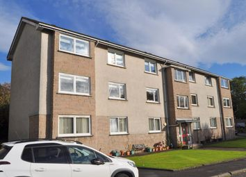 Thumbnail 2 bed flat for sale in Queens Court, Milngavie, Glasgow