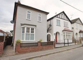 Thumbnail 3 bed detached house for sale in Tower Street, Brightlingsea, Colchester