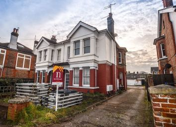 Thumbnail 2 bedroom flat to rent in Northcourt Road, Worthing, West Sussex