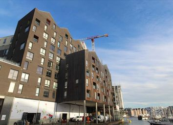Thumbnail 2 bed flat for sale in Quayside, The Mill, College Street, Ipswich
