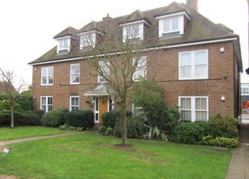 Thumbnail 2 bed flat to rent in Meade Court, Walton On The Hill, Tadworth, Surrey.