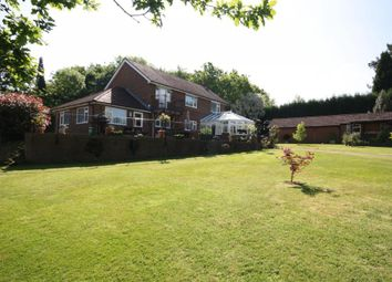 Thumbnail 4 bed detached house for sale in Newdigate Road, Beare Green, Dorking