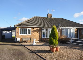 Thumbnail 2 bed semi-detached bungalow for sale in Ash Close, York